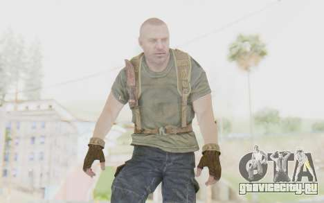 COD BO Hudson Ubase для GTA San Andreas