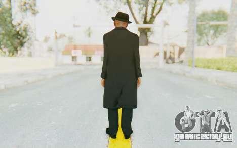 Mafia 2 - Jimmy Vendetta Black Suit для GTA San Andreas третий скриншот