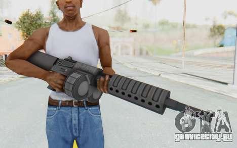 APB Reloaded - NFAS-12 для GTA San Andreas третий скриншот