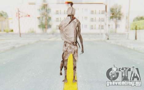 Pocong Skin для GTA San Andreas третий скриншот