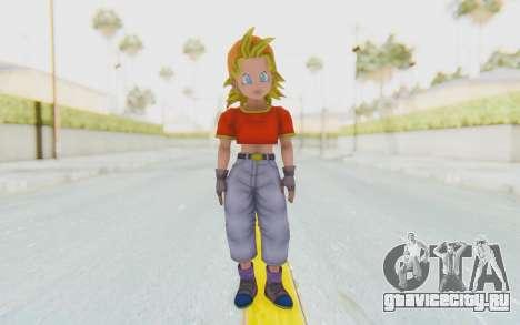Dragon Ball Xenoverse Pan SSJ для GTA San Andreas второй скриншот
