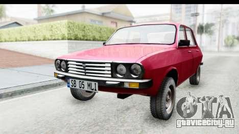 Dacia 1310 TLX v2 для GTA San Andreas вид справа