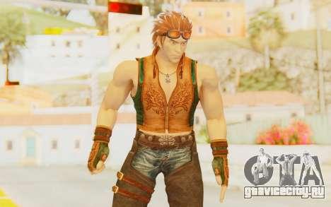 Hwoarang Skin для GTA San Andreas