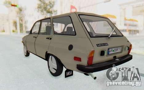 Dacia 1310 Break 1988 для GTA San Andreas вид слева