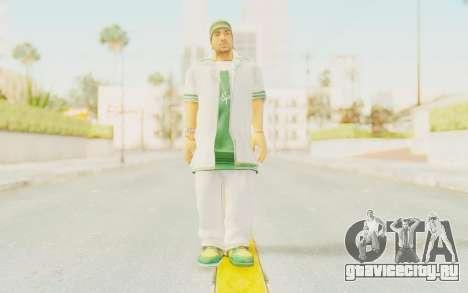 Def Jam Fight For New York - Sean Paul v2 для GTA San Andreas второй скриншот