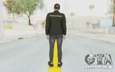 GTA Online Finance and Felony Skin 1 для GTA San Andreas третий скриншот