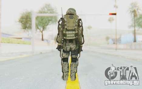 CoD AW US Marine Assault v2 Head B для GTA San Andreas третий скриншот