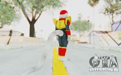 Dragon Ball Xenoverse Super Baby Frieza для GTA San Andreas третий скриншот