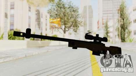 L96 для GTA San Andreas второй скриншот