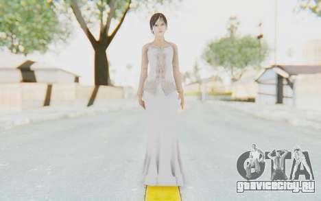 Linda Meilinda Kebaya Indonesian Wedding Dress для GTA San Andreas второй скриншот