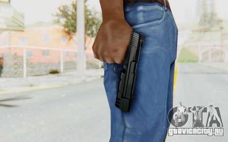 HK USP 45 Black для GTA San Andreas