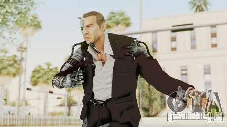 Dead Rising 2 DLC Cyborg Chuck для GTA San Andreas