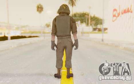 COD BO USA Pilot Vietnam для GTA San Andreas третий скриншот