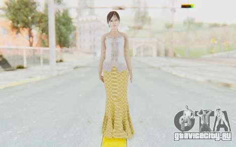 Linda Meilinda Kebaya для GTA San Andreas второй скриншот