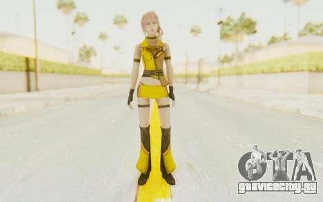 Final Fantasy XIII - Lightning Electronica для GTA San Andreas второй скриншот