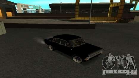 Москвич 412 для GTA San Andreas вид справа