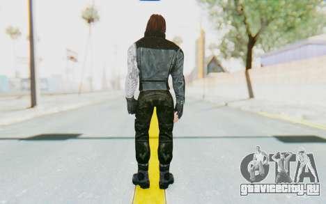 Bucky Barnes (Winter Soldier) v1 для GTA San Andreas третий скриншот