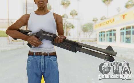 Assault M1014 для GTA San Andreas третий скриншот