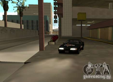 New vinyls for Elegy для GTA San Andreas вид сверху