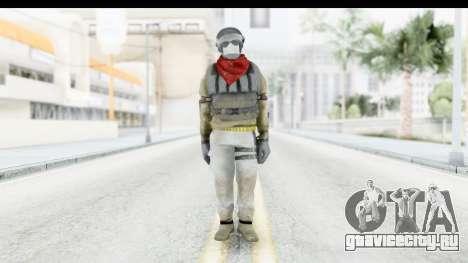 The Division Last Man Battalion - Support для GTA San Andreas второй скриншот