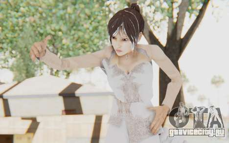 Linda Meilinda Kebaya Indonesian Wedding Dress для GTA San Andreas