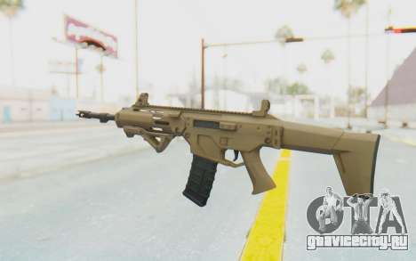 MSBS Radon Ironsight для GTA San Andreas третий скриншот