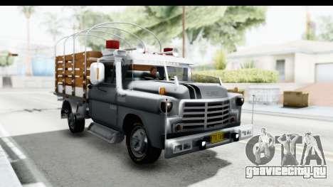 GMC 3100 Diesel для GTA San Andreas вид справа