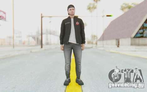GTA Online Finance and Felony Skin 1 для GTA San Andreas второй скриншот