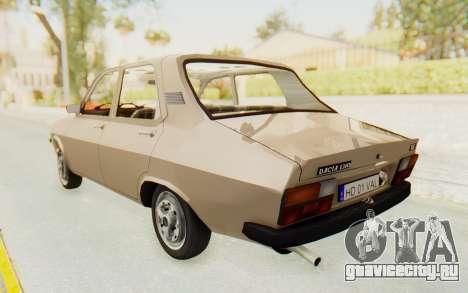 Dacia 1310 TLX для GTA San Andreas вид слева