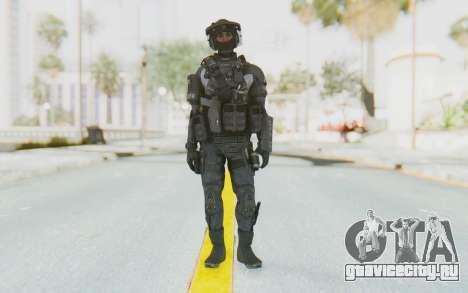 Federation Elite LMG Original для GTA San Andreas второй скриншот