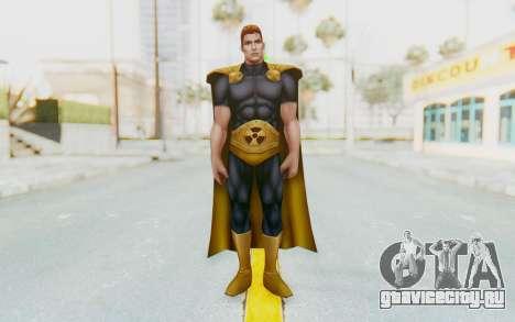 Marvel Future Fight - Hyperion для GTA San Andreas второй скриншот