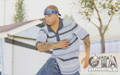 GTA 5 Aztecas Gang 3 для GTA San Andreas