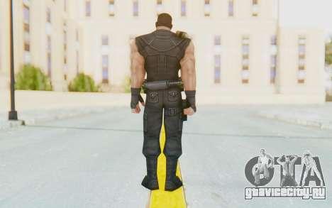 Marvel Future Fight - Punisher для GTA San Andreas третий скриншот