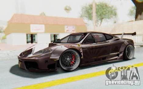 Ferrari 360 Modena Liberty Walk LB Perfomance v1 для GTA San Andreas