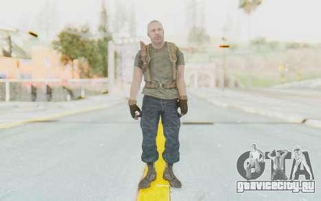 COD BO Hudson Ubase для GTA San Andreas второй скриншот