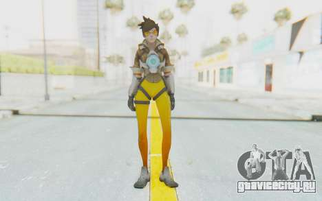 Overwatch - Tracer v1 для GTA San Andreas второй скриншот