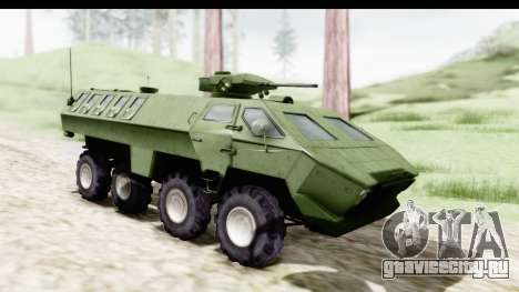 Lazar Serbian Armored Vehicle для GTA San Andreas