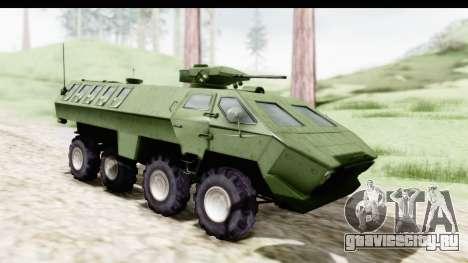 Lazar Serbian Armored Vehicle для GTA San Andreas