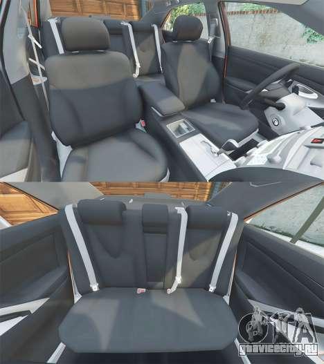 Toyota Camry V40 2008 [add-on] для GTA 5 руль и приборная панель