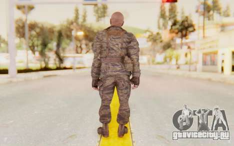 COD BO Hudson Vietnam для GTA San Andreas третий скриншот