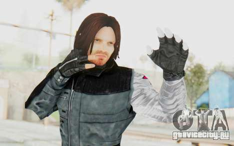 Bucky Barnes (Winter Soldier) v1 для GTA San Andreas