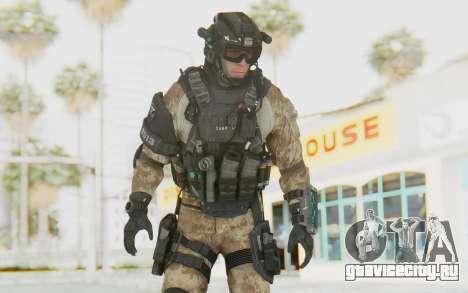 Federation Elite Assault Desert для GTA San Andreas