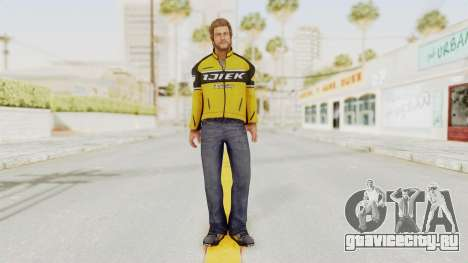 Dead Rising 3 Chuck Greene on DR2 Outfit для GTA San Andreas второй скриншот
