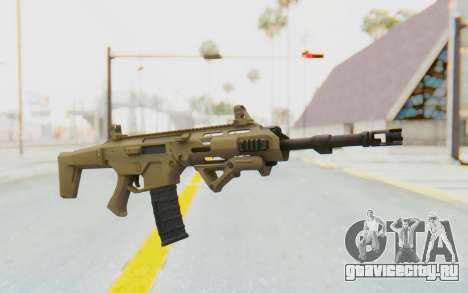 MSBS Radon Ironsight для GTA San Andreas второй скриншот