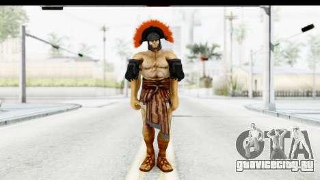 God of War 3 - Hercules v1 для GTA San Andreas второй скриншот