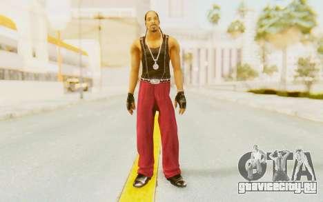 Def Jam Fight For New York - Snoop Dogg для GTA San Andreas второй скриншот