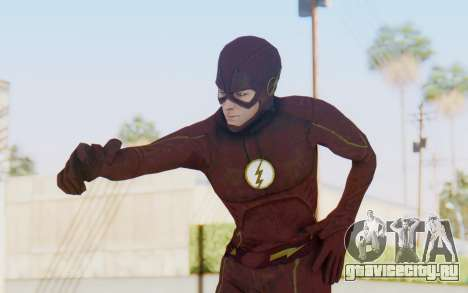 The Flash CW для GTA San Andreas