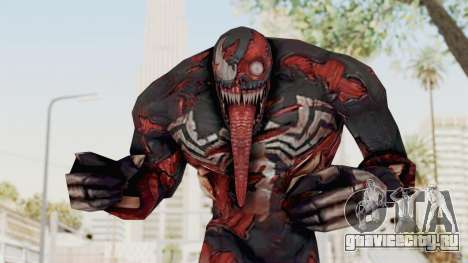 Marvel Future Fight - Venom Secret War (Zombie) для GTA San Andreas