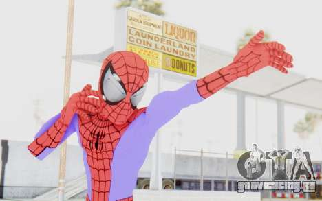 Ultimate Spider-Man - Spider-Man для GTA San Andreas