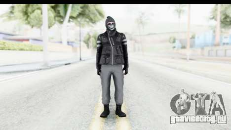 GTA Online Skin (Heists) для GTA San Andreas второй скриншот